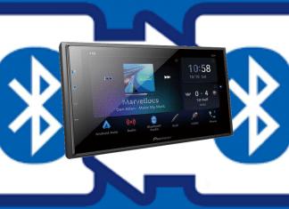 autoradio con Bluetooth Pioneer